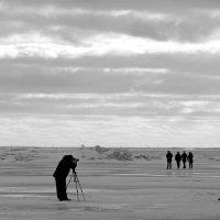 Однажды на Финском заливе :: Мария Кондрашова