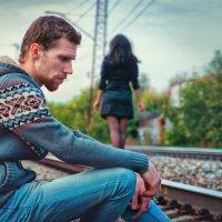 Она ушла... :: Максим Дорофеев