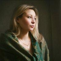 серия с шарфами... о мягкости и тепле) :: Елена