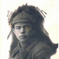 портрет отца :: Борис Соловьев