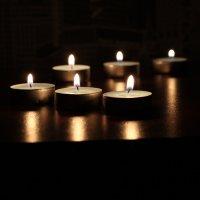 свечи :: Анастасия Ли
