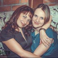 Две подружки :: Степан Сафонов