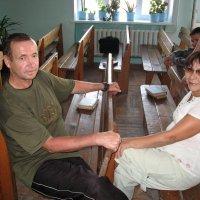 На занятиях :: Viktor Сергеев