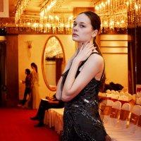 Репетиция моделей Baku Fashion Night :: Эрик Делиев