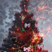 фонарики... немножко Нового Года) :: Марина Хрущева