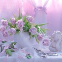 Весна-раздолье для поэтов... :: Валентина Колова