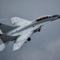 Взлет Миг-35 :: Павел Myth Буканов