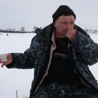 -  Нуу...  за  рыбалку  (2) :: Валерия  Полещикова
