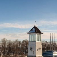 Зимний маяк :: Елена Крашакова