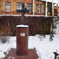 """Могила А. А. Алябьева (""""Соловей мой, соловей..."""") :: Владимир Болдырев"""