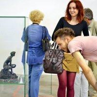 Ой, Зин, смотри! :: Валентина Данилова