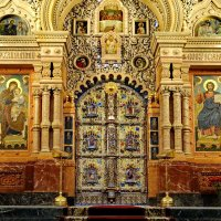 Царские врата. :: Владимир Гилясев