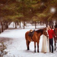 Зимние прогулки :: Светлана Морсина