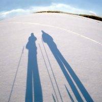 По снежной целине :: Валерий Талашов