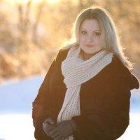 Зимняя :: Анастасия Краснова
