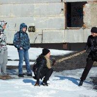 Прыгай!!! :: Дмитрий Арсеньев