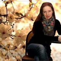 Сакура цветёт. :: Anatol Livtsov