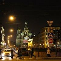 Спас на Крови :: Юлия Паршакова