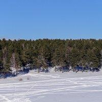 Сибирский пейзаж :: Александр *