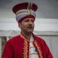 Гость из Турции. Ottoman Military Band Mehter :: Максим Максимов