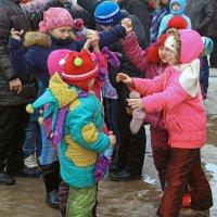 Северодвинск. Масленица. Конфликт развивается :: Владимир Шибинский