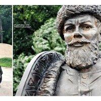 "Скульптура ""Ямщик"" :: Vladlena Che"