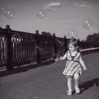 Беззаботное детство :: Олег Кашаев