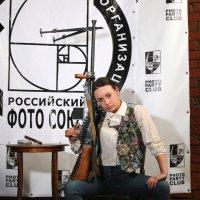 Вечер, клуб, сигары, союз, девушки и пулемет :: Павел Myth Буканов