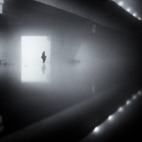 Одинокий рыбачок :: Игорь Белоконь
