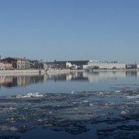 Ладожский лёд :: ник. петрович земцов