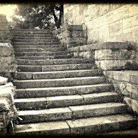 старая лестница :: Игорь Свет