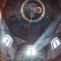 купол храма. :: Евгений Грибуцкий