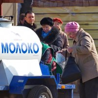 Молоко :: Юрий Кольцов