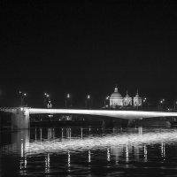 мост Александра Невского :: Алексей Филиппов