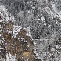 Мост Марии - Мариенбрюке :: Иля Григорьева