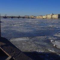 Последний лёд. :: Leonid Volodko