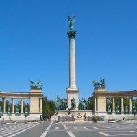 Площадь героев, Будапешт :: Андрей ТOMА©