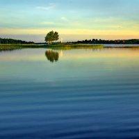 Озеро просыпается :: Валерий Талашов