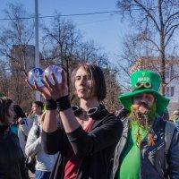 день святого Патрика. Сокольники 2015. Москва. :: Лариса *