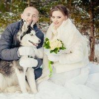 свадьба :: Алина Тимурова