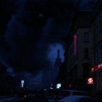 Елена Ермичева - Ночной Питер :: Фотоконкурс Epson