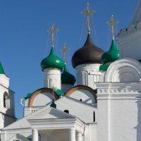 В монастыре :: Микто (Mikto) Михаил Носков