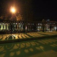 Ночь, улица, фонарь... :: Валентина Кузнецова