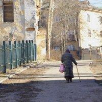 бабушка..... :: Константин Васильев