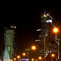 Москва Сити :: Александр Яковлев