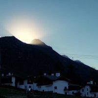 Закат в горах :: Andrey Panoff