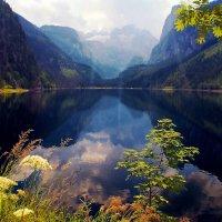 Озеро Гозаузее, Австрия. :: Тиша