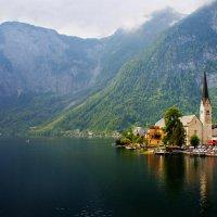 Гальштатт, Австрия :: Тиша