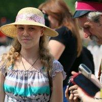 канапушки солнышка на личике :: Олег Лукьянов