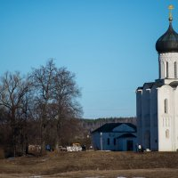 Церковь Покрова на Нерли :: Иван Щербина